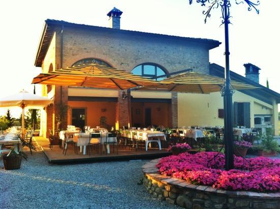 Castelvetro di Modena, Italie : La Lambruscheria nella versione estiva !