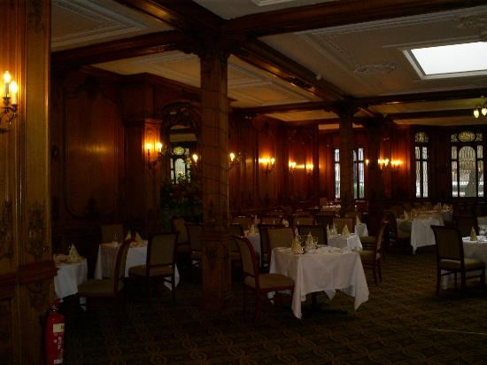 The White Swan Hotel: Dinning room