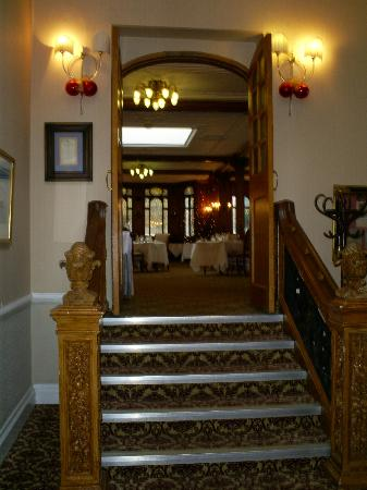 The White Swan Hotel: Hotel inside