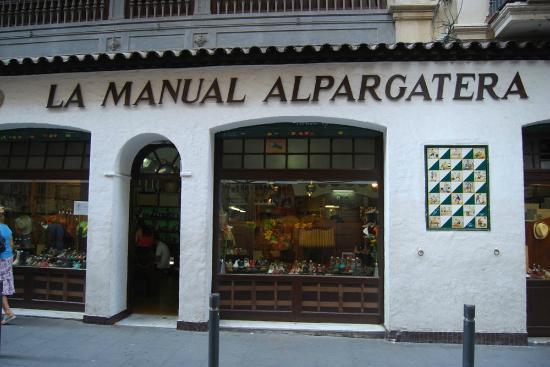 ラ マニュアル アルパルガータ