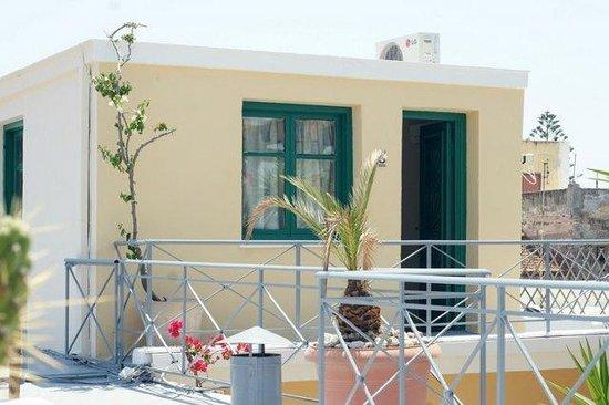 Via-Via : Roof Double Room with Sea View