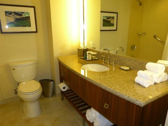 Bathroom Sink Picture Of Hilton San Diego Bayfront
