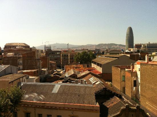 La Republica Apartments: View from top of apartments
