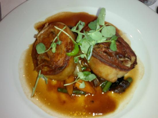 La Boheme: Pork/Lamb Roulade - Main