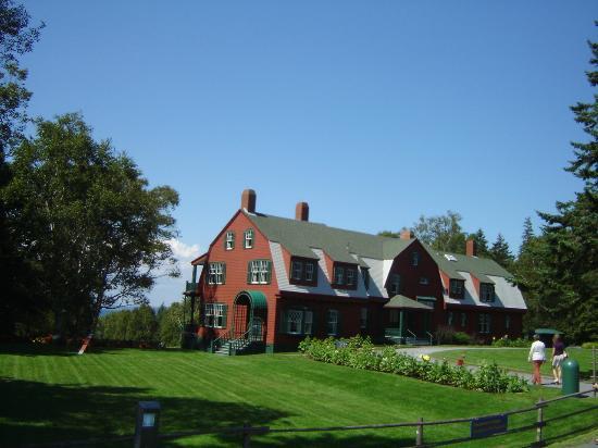 Campobello Island, Canadá: FDR's Summer Home
