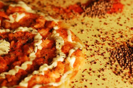 Sálvia Pizza