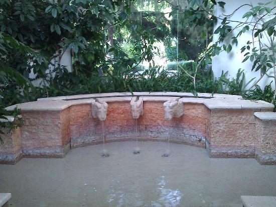 Villa Maria Hotel & SPA : fontaine