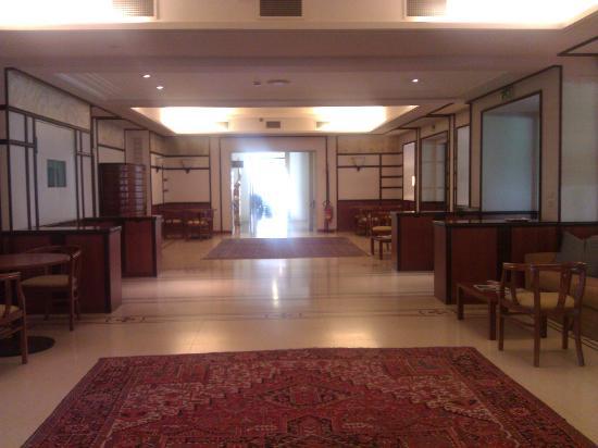 Villa Maria Hotel & SPA : hall