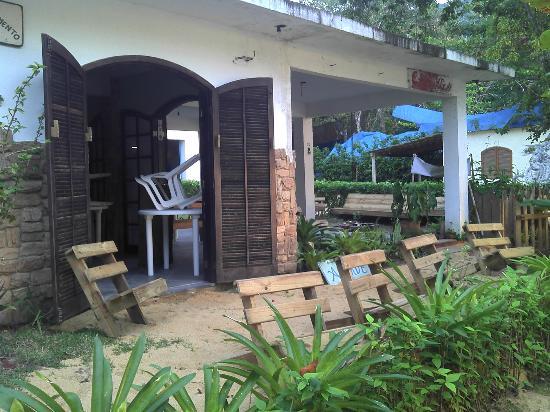 Hospedagem Acorde: bar e restaurante Acorde