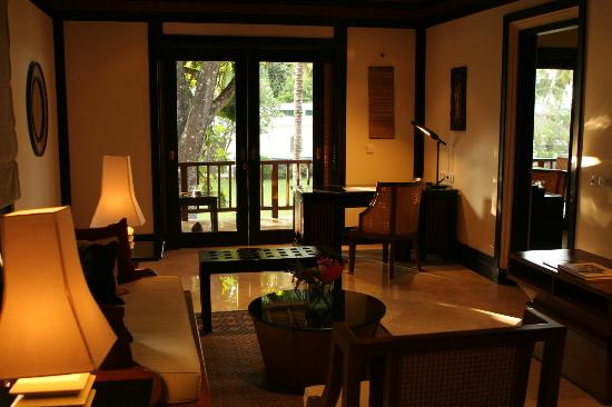 Spa Village Resort Tembok Bali: Purnama Suite