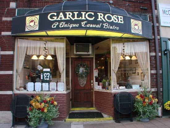 Garlic Rose: very good food