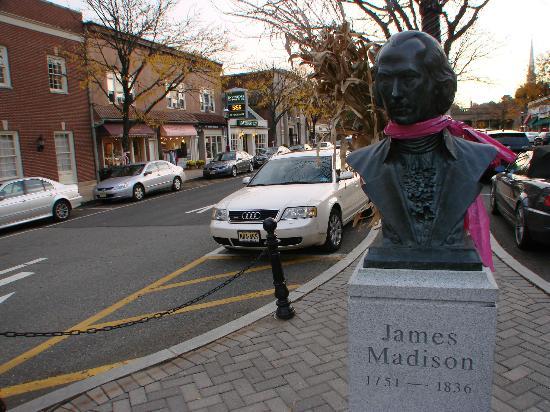 Garlic Rose: Quaint Madison, New Jersey