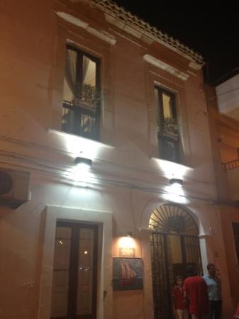 Scoglitti, Italy: il sakalleo