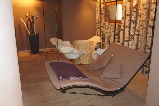 Hotel Penzinghof: Spa Bereich