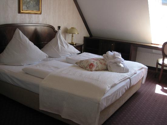 Exquisit Hotel: loft room