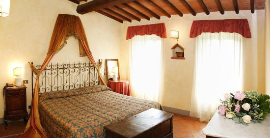 Castello di Spaltenna Exclusive Tuscan Resort & Spa: room