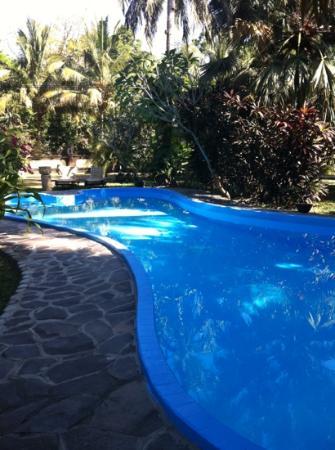 Hotel Bulan Baru: pool