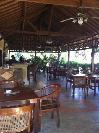 Hotel Bulan Baru: restaurant