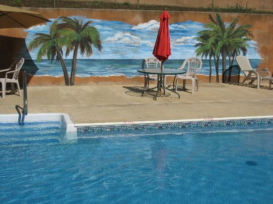 Chaonia Landing Resort & Marina: Pool