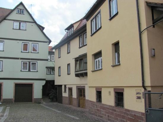 Neuplatz / Malerwinkel: houses