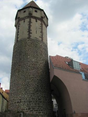 Spitzer Turm: tower