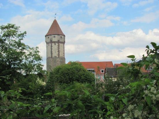 Spitzer Turm: panorama