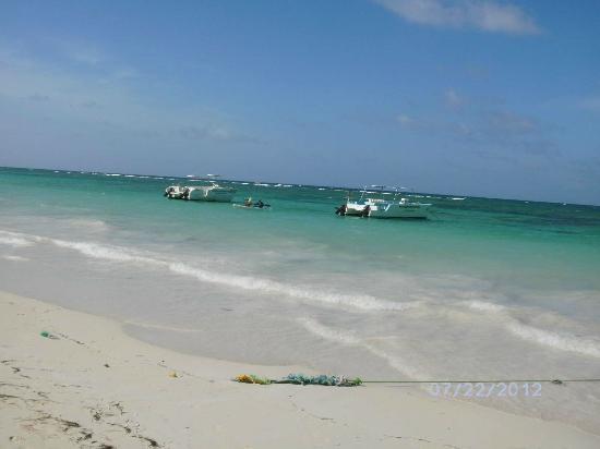 VIK Hotel Arena Blanca: Gorgeous beach!