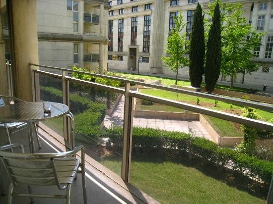 سيتادين أنتيجون مونتبلييه: balcony 
