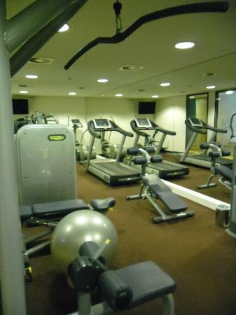 Adina Apartment Hotel Berlin Checkpoint Charlie: Gym