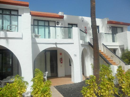 Hotel Nido del Aguila: our apartments