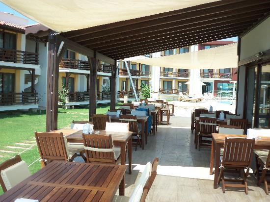 Hotel Silvanus: restaurant