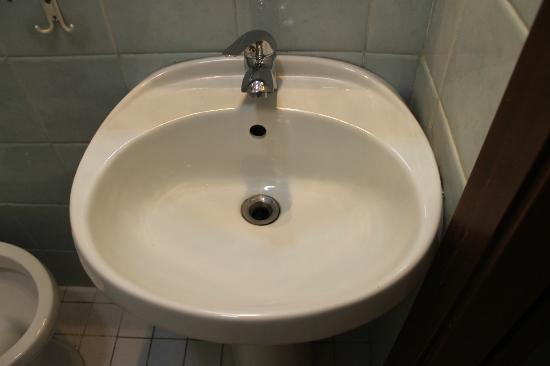 Hotel Farini: bagno