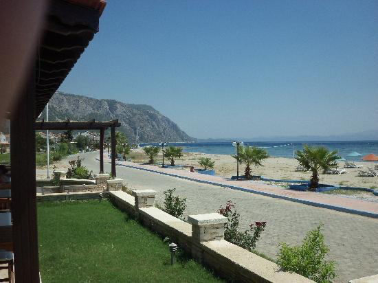 Hotel Silvanus: plaj