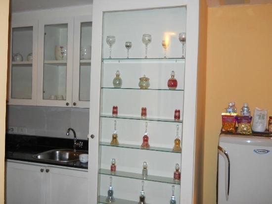 โรงแรม เดอะ แกรนด์ หลวงพระบาง: kitchen