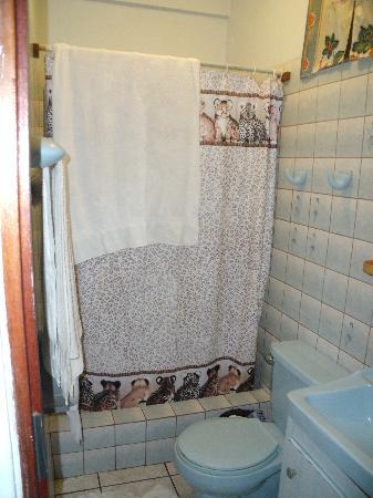 Casa Blanca Guest House: casa blanca bathroom