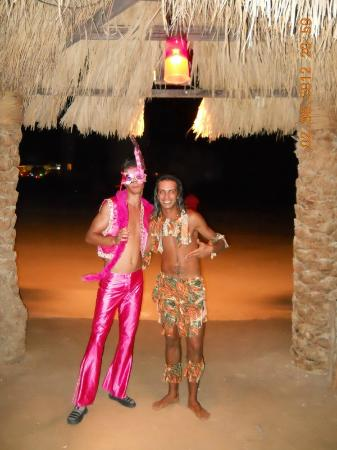 Mercure Hurghada Hotel: Andy and Mido