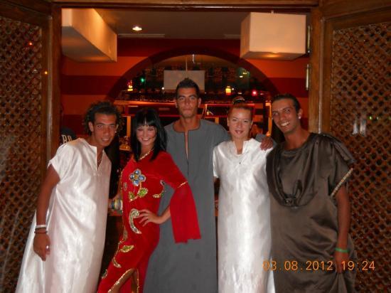 Mercure Hurghada Hotel: Animation team