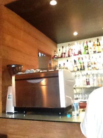 Bellaria - Santa Fe: el bar