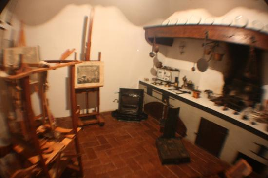 Villa  Vistarenni : Pantry