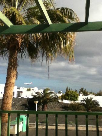 Apartamentos Guacimeta Lanzarote: front