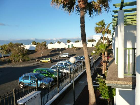 Apartamentos Guacimeta Lanzarote: front view