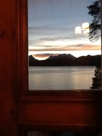 Luma Casa de Montana : sunset