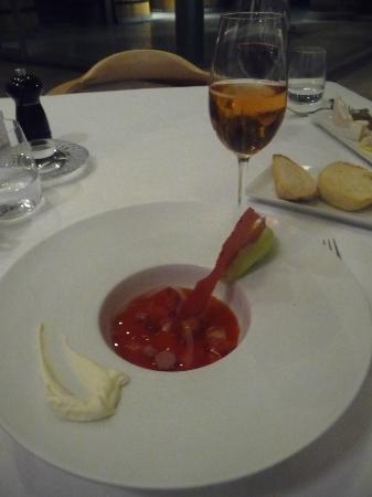 The Restaurant at Waterkloof: Appetizer?
