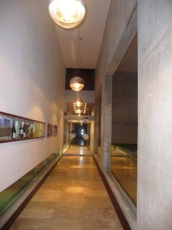 The Restaurant at Waterkloof: Hallway