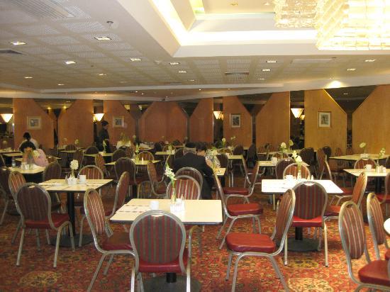 Prima Kings Hotel: Dining Room, Prima Kings, Jerusalem, Israel