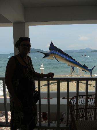 Hotel Marlyn: Marlin