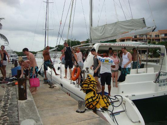 FatCat Ocean Adventures照片