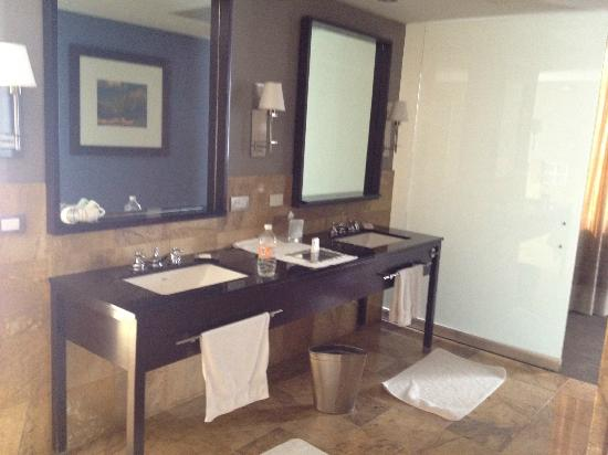 Hilton Mexico City Reforma : Bathroom Suite 2401