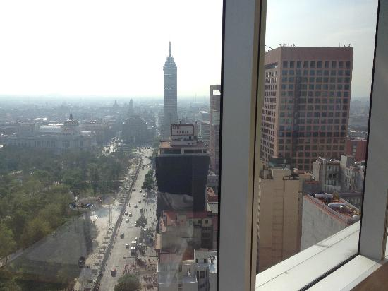 Hilton Mexico City Reforma: View from Suite 2401