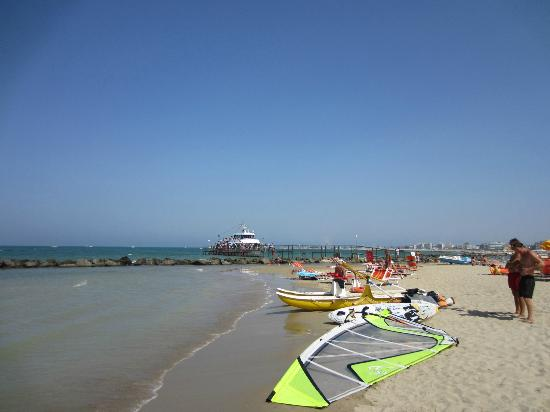 Hotel Elisir: Beach